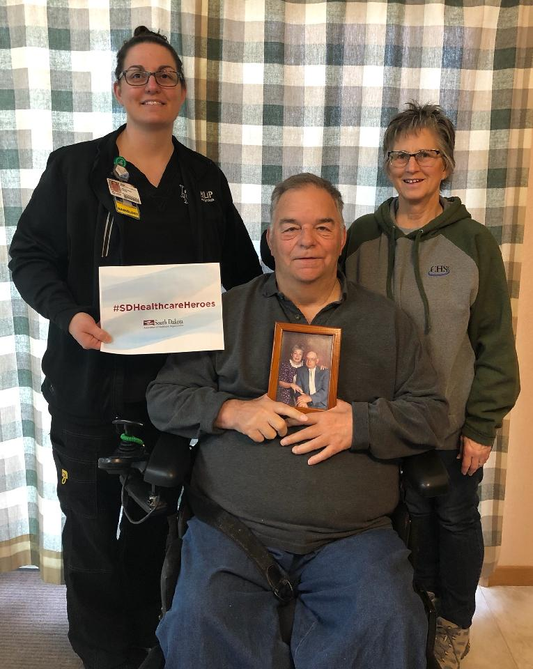 Mindy Smith, Radiology Manager with Philip Health Services to receive Healthcare Hero Award from the SDAHO